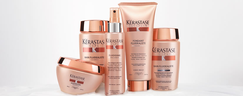 Kerastase Discipline Curl Ideal Blog